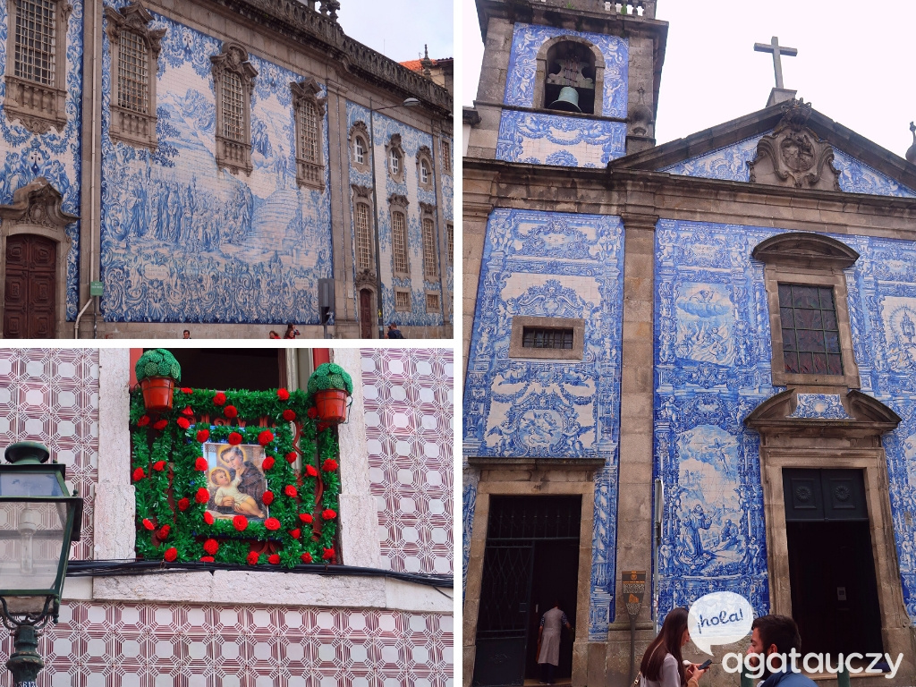 azulejos w Portugalii w Porto