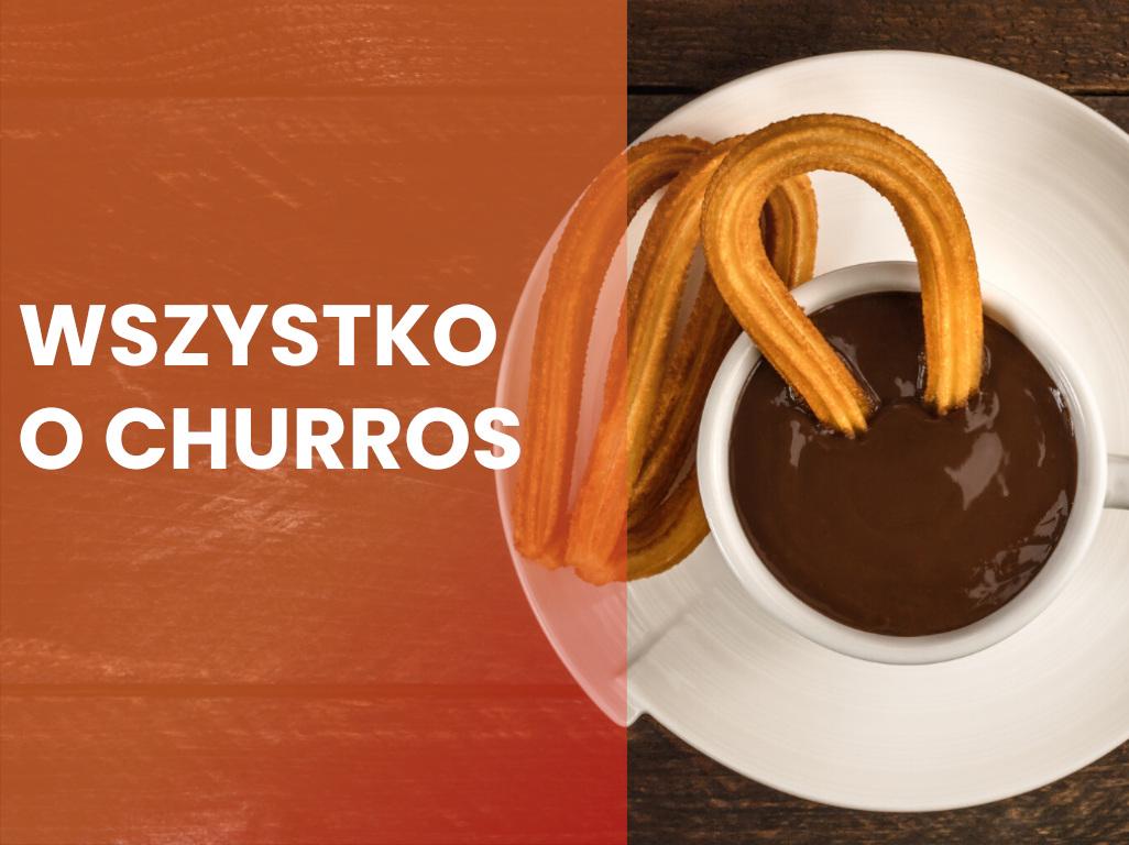 hiszpańskie churros